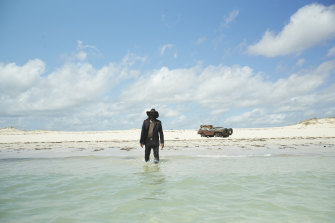 Warwick Thornton on Western Australia's Dampier Peninsula.