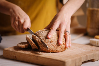 Most people working from home don't have time to bake bread during a working day that's busier than ever.