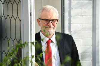 With the door closing on Jeremy Corbyn's leadership of the Labour Party, he leaves an unwelcome legacy for his successor.