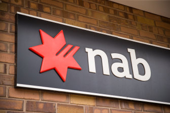 A NAB employee has been charged with defrauding the bank more than $21.6 million.