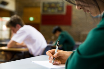 An internal NSW Department of Education report recommends public schools adopt the International Baccalaureate.