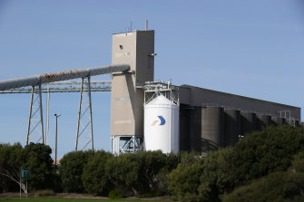 The Alcoa-controlled Portland Aluminium smelter is dependent on government subsidies.