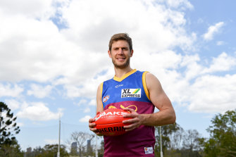 Tasmanian Grant Birchall has joined the Brisbane Lions ahead of the 2020 season.