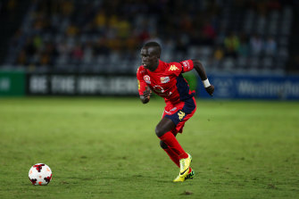 Awer Mabil was a long way from the finished product when he left Adelaide United for Denmark in 2015.