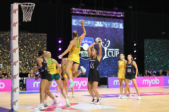 Despite having the world's best netball side, NA chairman Paolina Hunt said the governing body was eager to expand the search beyond Australian shores.