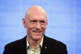 Former Labor minister Peter Garrett says the party must stare down those within its ranks not committed to acting on climate change.