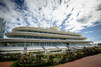 Flemington will be almost empty on Cup Day.
