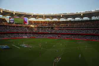 """Perth's men's Ashes Test is """"under real threat"""" according to the Cricket WA chief executive Christina Matthews."""