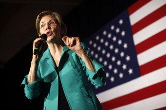 Elizabeth Warren is suspending her campaign.