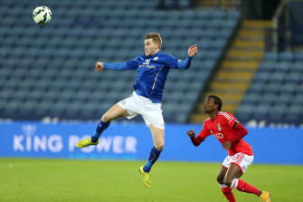 Former Leicester City youth product Elder comes from a rich football pedigree.