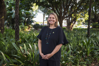New Greens senator, Indigenous woman Dorinda Cox, worked as a police officer for eight years.
