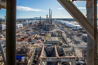 Australian refineries have been battered by a slump in demand and margins during the pandemic.