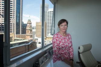 Trish Burt said the loss of short-term lettings had increased housing affordability for essential workers.