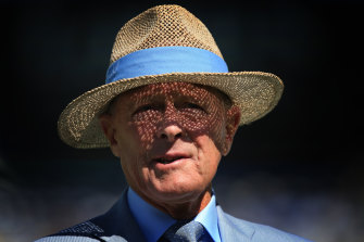 Geoffrey Boycott will not return to TMS after a 14-year stint.