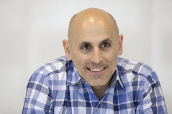 """""""We have a chance to prove a new model for society that offers people a higher quality of life and greater opportunity,"""": Billionaire Marc Lore."""