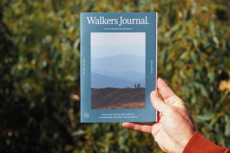 The first issue of the Walkers Journal.