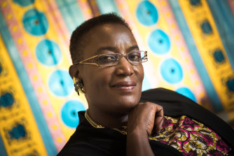 Afri-Aus Care Centre founder SelbaGondoza Luka.