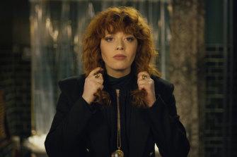 Russian Doll on Netflix.