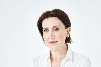 ABC's Virginia Trioli was also up slightly from 9.1 per cent to 9.5.