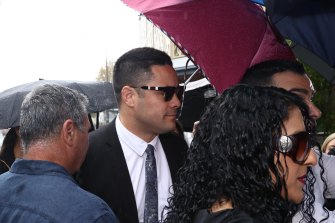 Jarryd Hayne jailed for five years and nine months for sexual assault