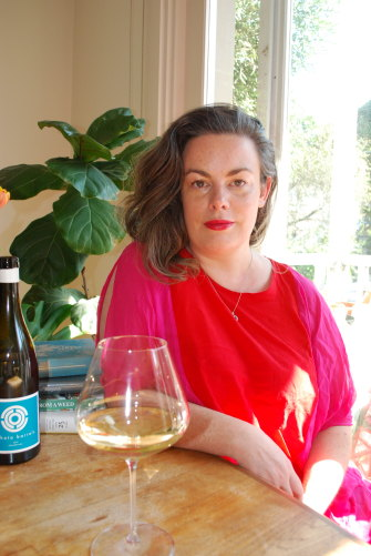Women and Revolution member and freelance wine buyer  Jacqueline Turner.