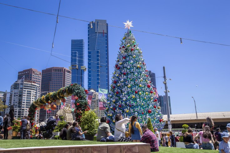 Christmas Day Weather Melbourne 2021 Melbourne Weather Not Too Hot Not Too Cold Christmas Day Expected To Be Just Right
