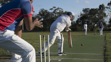 Cricketers fear a proposal to turn Mimosa Oval in Turramurra into an artificial turf will drive them from the ground.