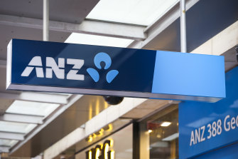 ANZ's 70c dividend is higher than projected by some analysts.