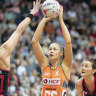 Diamonds and Giants  star calls time on career