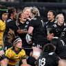 Black Ferns extend dominance over Wallaroos