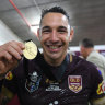 'A great honour': Slater officially announced as Queensland coach