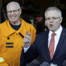 Scott Morrison, John Howard swing in behind Jim Molan's return to Canberra