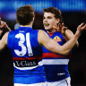 Hungry Bulldogs blow atrocious Bombers away