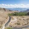 The 'world's highest road' is exhilarating - and terrifying