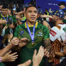 'It will be extra special': why Frizell is pumped for Wollongong Test