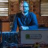 Start-up repurposing old EV batteries gets federal funds for industrial trial