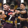 Bubble standards: The deal that saved the NRL's Round 20 matches