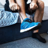 Staying injury-free while training begins with the right kind of shoe