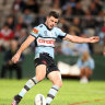 NRL 2021 as it happened: Townsend kicks Sharks to golden point win after Walsh's Warriors fell Tigers