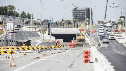 First WestConnex tunnel to open to traffic this weekend