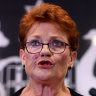 'You came here baying for my blood': Hanson's denial and defiance on guns scandal