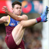 Lachie Neale contemplating shock trade request back to WA
