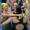'We are so, so happy': Australia claim first gold medal at Tokyo Games