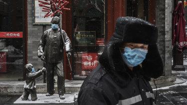"Markets are ""waking up"" to the impact of the coronavirus."