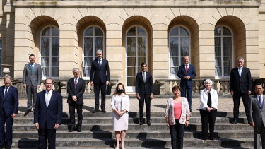 The G7 finance ministers signed up to a a historic tax deal at the weekend.