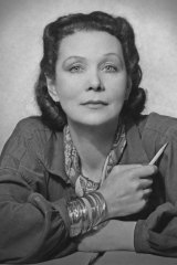 Doris Zinkeisen, circa 1935.