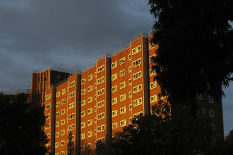 The state government will announce further funding to upgrade energy efficiency in public housing stock.
