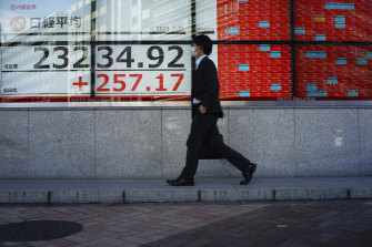 Asian markets were mixed on Monday, with Wall Street closed tonight for a July 4 holiday.