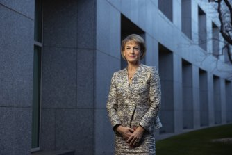 Attorney-General Michaelia Cash says extended control orders for convicted terrorists are a priority.