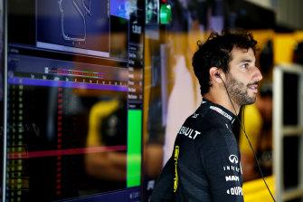 Daniel Ricciardo featured in a heated Brazilian Grand Prix.